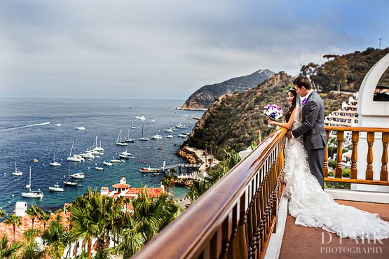 catalina wedding